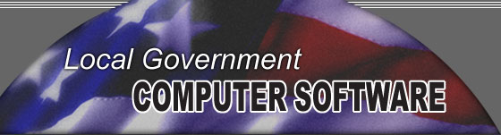 Local Government Computer Software
